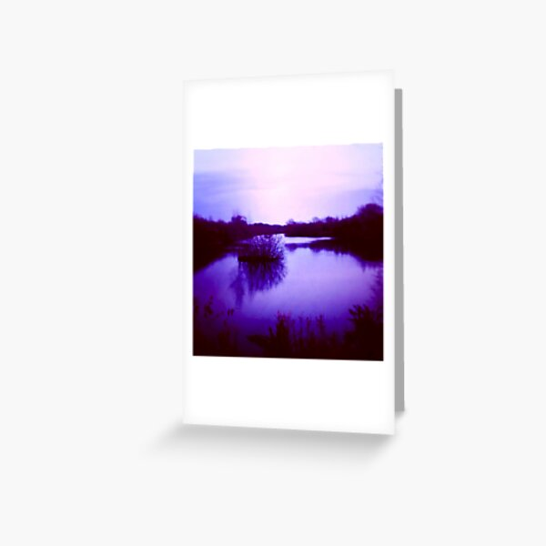 Whisby Nature Park. Greeting Card