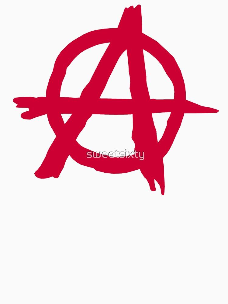 Anarchy Symbol by sweetsixty