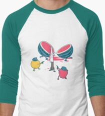 Melon massacre Men's Baseball ¾ T-Shirt