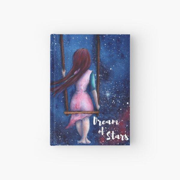 Dream of Stars Hardcover Journal