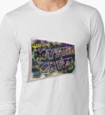 Greetings from 'Mystic Caves'! T-Shirt