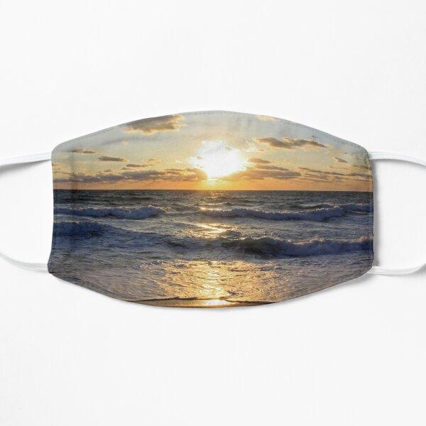 December Sunrise - I Flat Mask