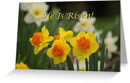 My Easter Card to you! by Penny Rinker
