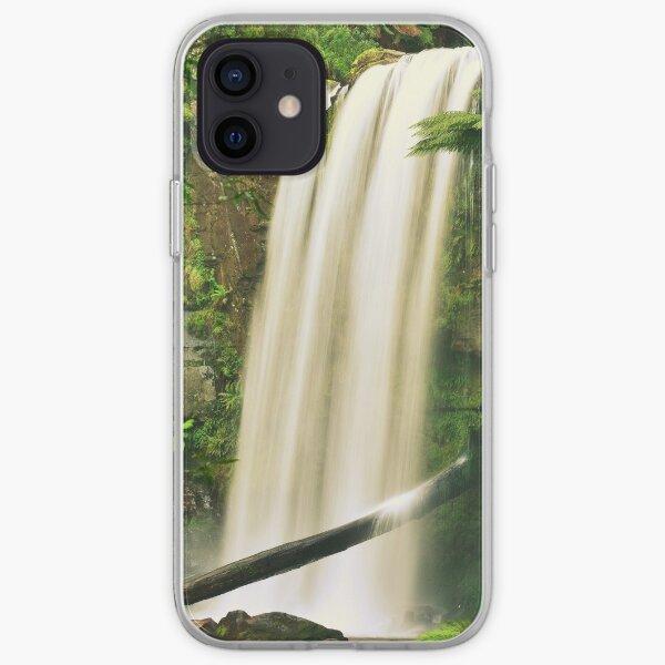 hopetoun falls,vic, (BEAUTIFALLS) iPhone Soft Case