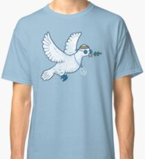 The Hippie Dove Classic T-Shirt