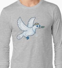 The Hippie Dove Long Sleeve T-Shirt
