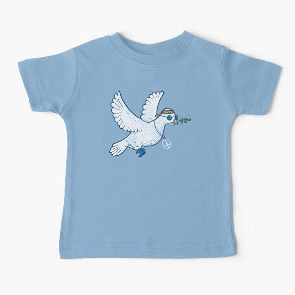 The Hippie Dove Baby T-Shirt