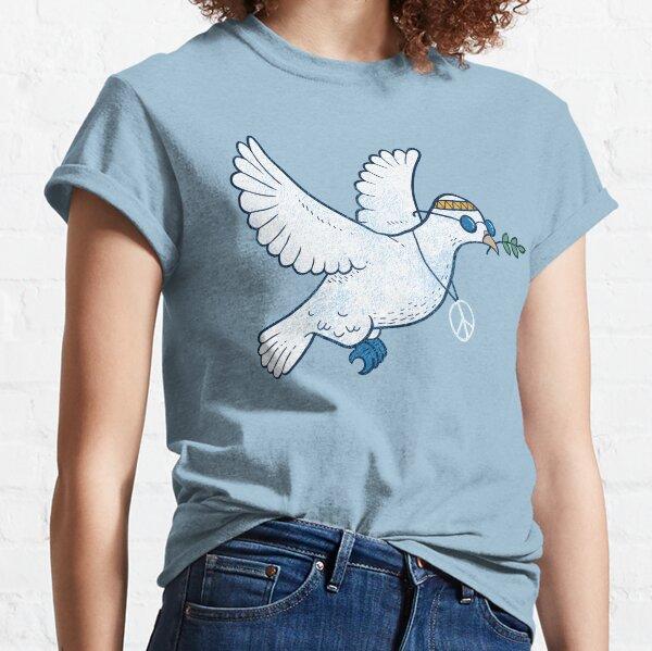 The Hippie Dove Classic T-Shirt