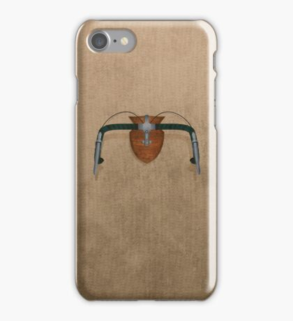 Bike Hunter iPhone Case/Skin