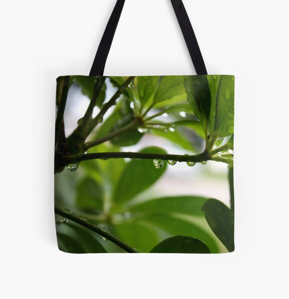 Refreshed All Over Print Tote Bag