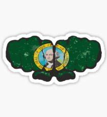 Washington! Sticker