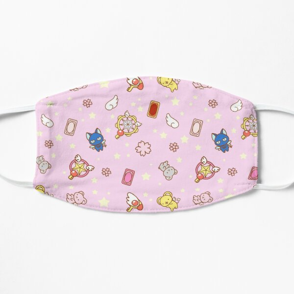 cardcaptor sakura cute magical girl things pink Mask