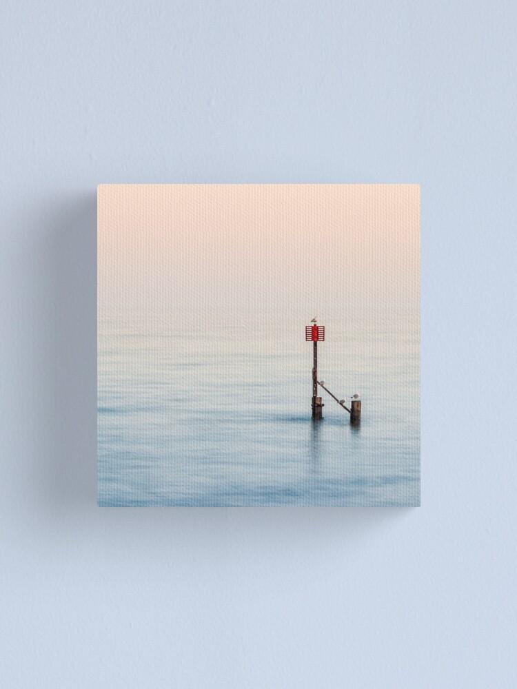 Alternate view of Quiet Contemplation  Canvas Print