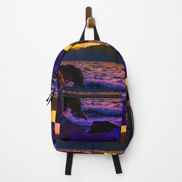 Lake Tahoe Sunset Backpack