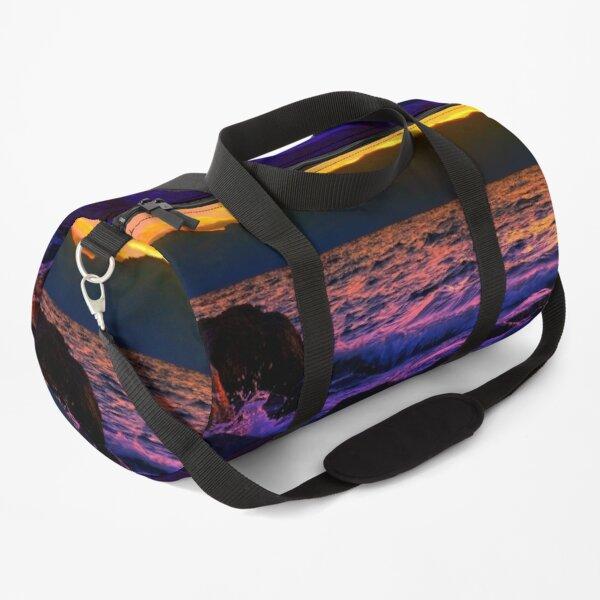 Lake Tahoe Sunset Duffle Bag