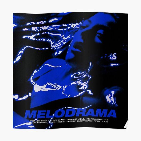 Lorde - J'appelle sous l'eau - Sentiments durs Poster