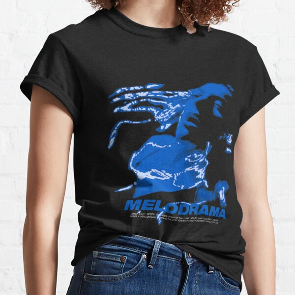 Lorde - I Call From Under Water - Hard Feelings Classic T-Shirt