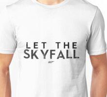 Let The Skyfall - Lyric Shirt Unisex T-Shirt