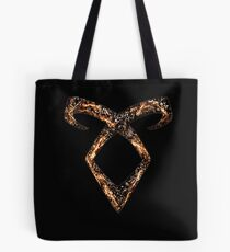Mortal Instruments Angelic Power Rune Tote Bag