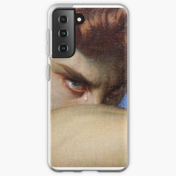 Fallen angel painting  Samsung Galaxy Soft Case