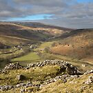 Hubberholme In Upper Wharfedale by SteveMG