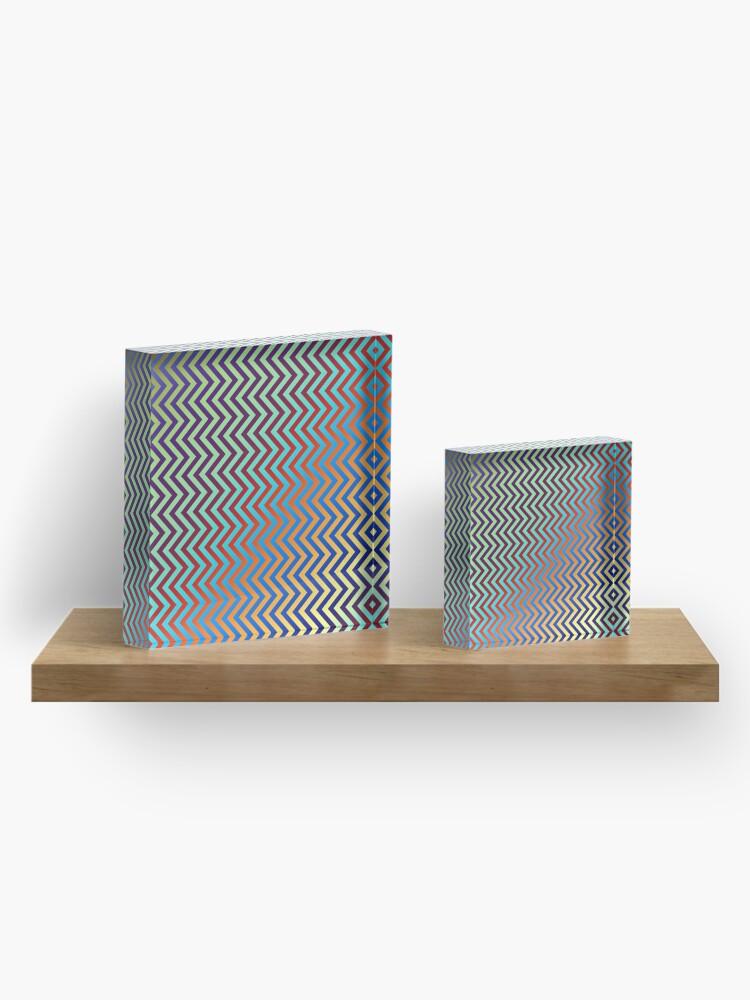 Alternate view of iLLusion Acrylic Block