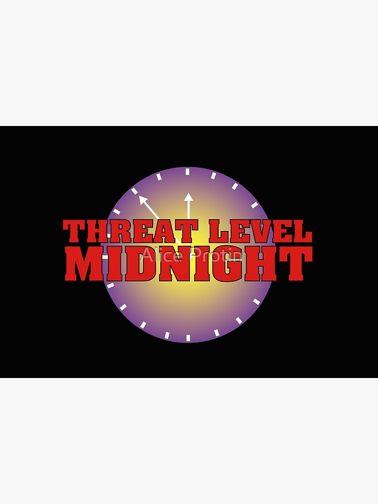 Threat level Midnight by AliceTWD