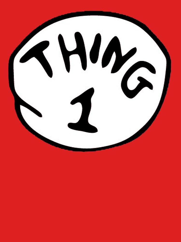 thing 1 | Unisex T-Shirt