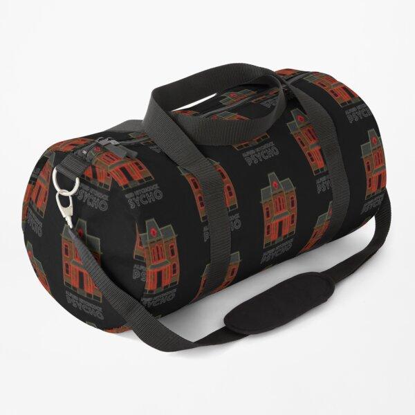 Alfred Hitchcock PSYCHO (Blood Orange) Duffle Bag