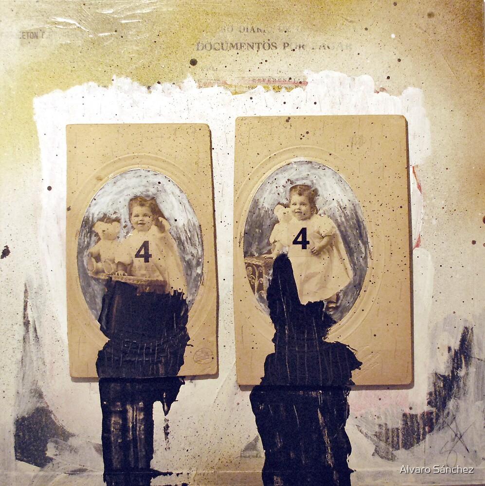 DOBLE RETRATO N.4 (double portrait N.4) by Alvaro Sánchez