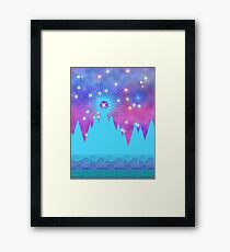 Star Seeker Framed Print