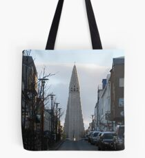 Monolith at the Top Tote Bag
