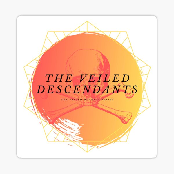 The Veiled Descendants Sticker