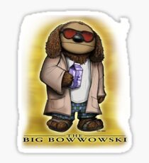 The Big Bowwowski Sticker