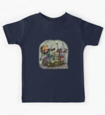 Fellowship of the Muppets Kids Tee