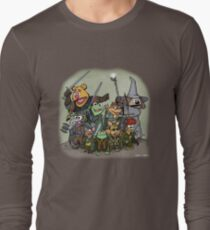 Fellowship of the Muppets Long Sleeve T-Shirt