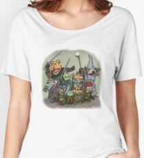 Fellowship of the Muppets Women's Relaxed Fit T-Shirt