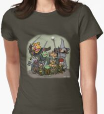 Fellowship of the Muppets Women's Fitted T-Shirt