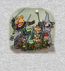 Fellowship of the Muppets Kids Pullover Hoodie