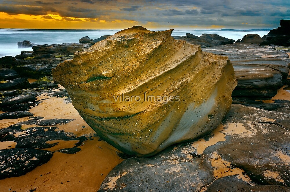 The Rock #2 by vilaro Images