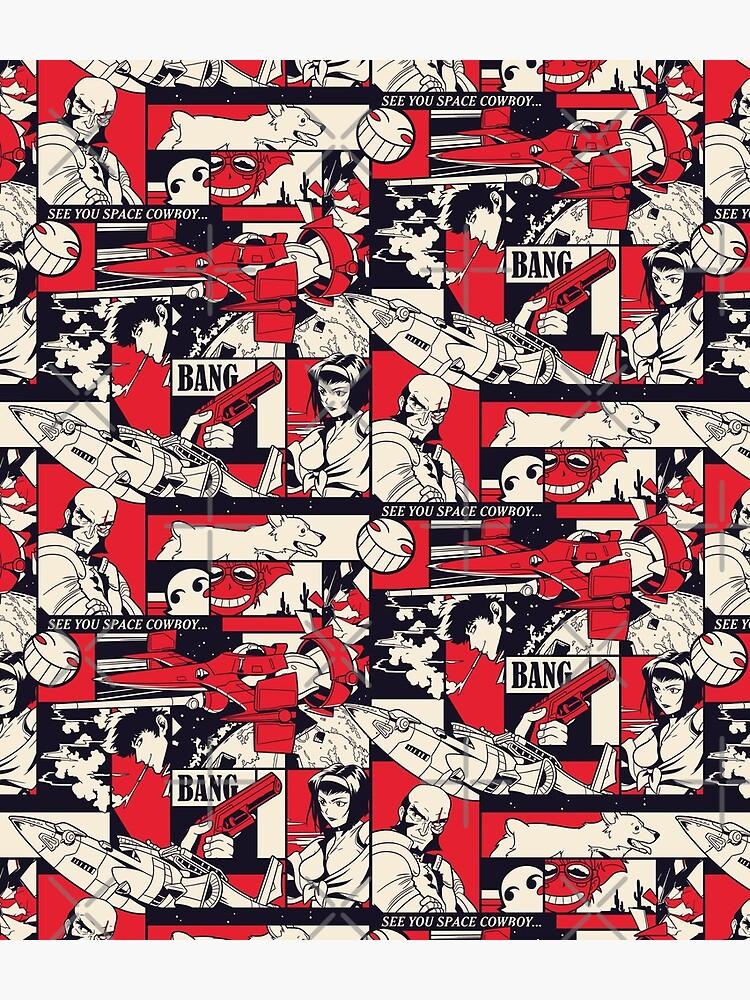 Bebop Pattern by Onislogo