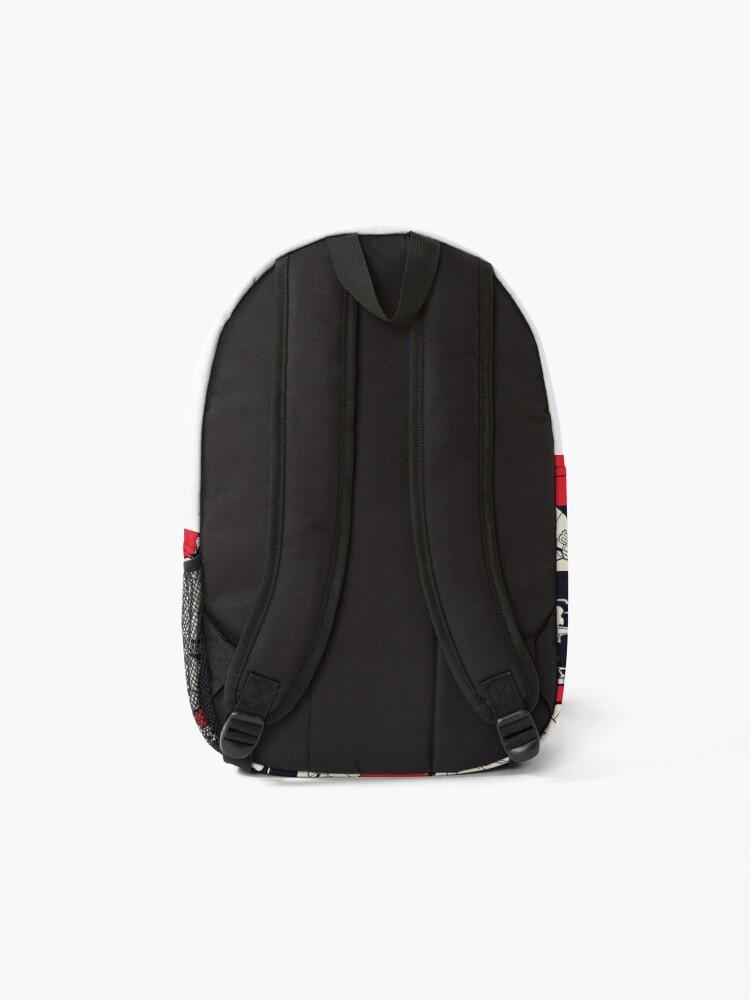 Alternate view of Bebop Pattern Backpack