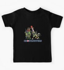 Ghostmuppers Kids Tee