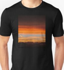 Sunset Canvas T-Shirt