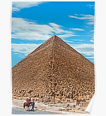 Cheops Pyramid4. Poster