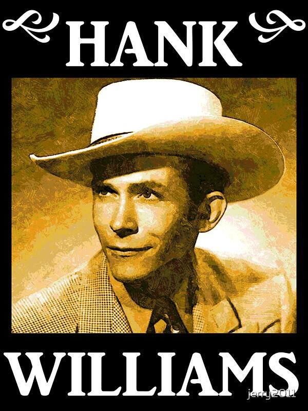 Hank Williams Sr T Shirts Amp Hoodies Redbubble