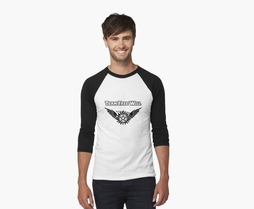 Team Free Will Shirt by HarmonyByDesign