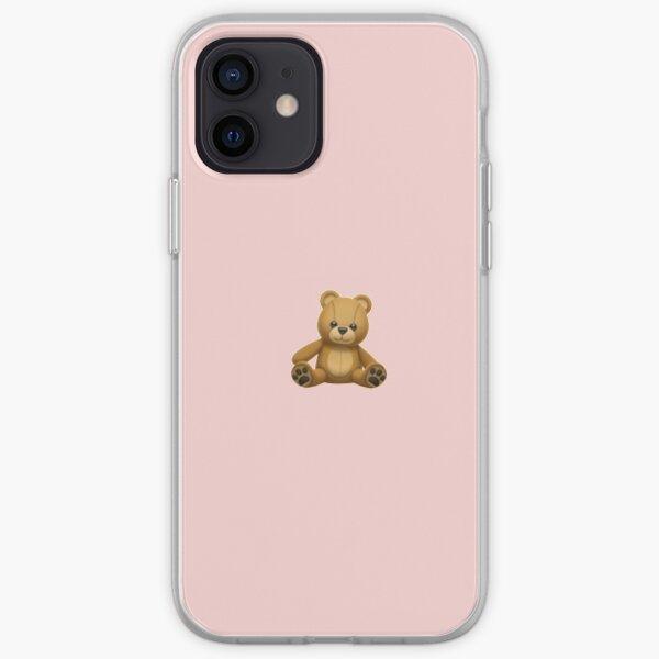 Coque iPhone « Ours en peluche Emoji », par Melrosegraphics ...