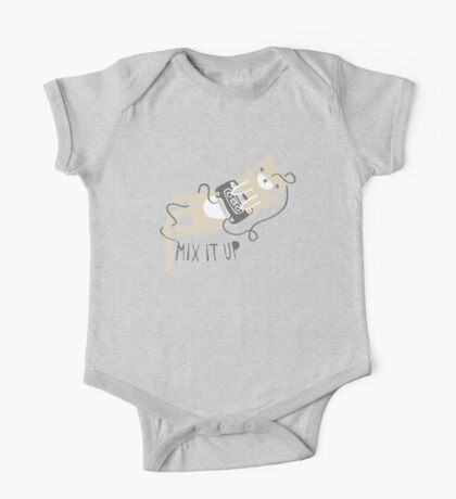 Mixtape Kitty Kids Clothes