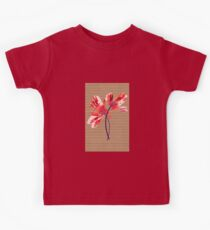 Hand print flower Kids Clothes
